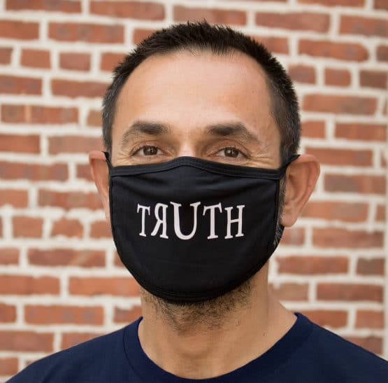 Truth face mask
