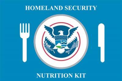 Homeland security nutrition_kit